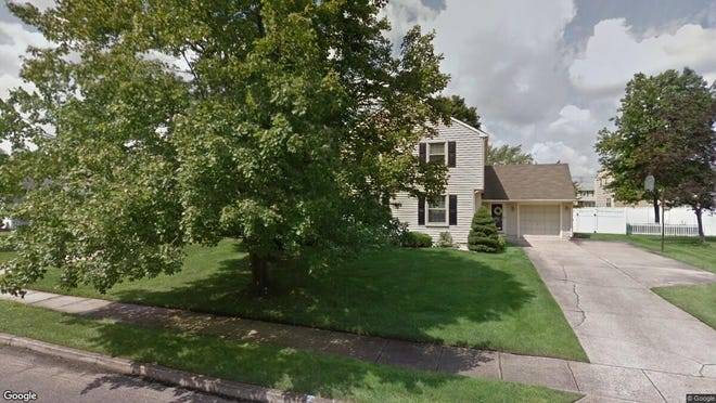 This Google Street View image shows the approximate location of 2569 Hadley Drive in Pennsauken. The property at this address changed hands in August 2019, when new owners bought the property for $230,000.