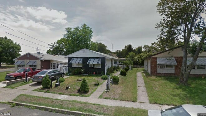 This Google Street View image shows the approximate location of 8428 Stow Road in Pennsauken. The property at this address changed hands in August 2019, when new owner bought the property for $126,000.