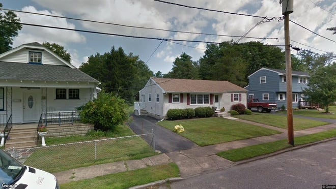 This Google Street View image shows the approximate location of 608 Ardsley Ave. in Somerdale. The property at this address changed hands in August 2019, when new owner bought the property for $154,000.