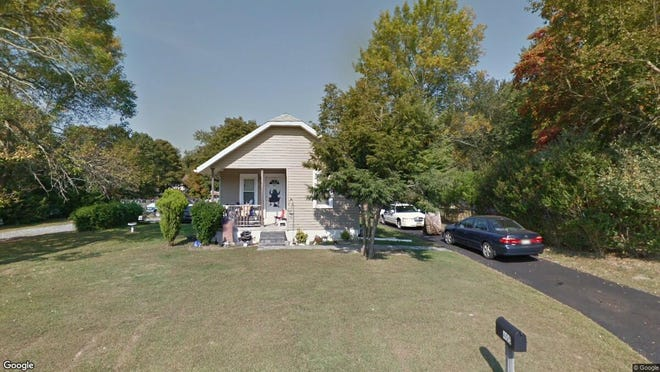 This Google Street View image shows the approximate location of 405 Grimes Road in Winslow. The property at this address changed hands in August 2019, when new owner bought the property for $107,500.