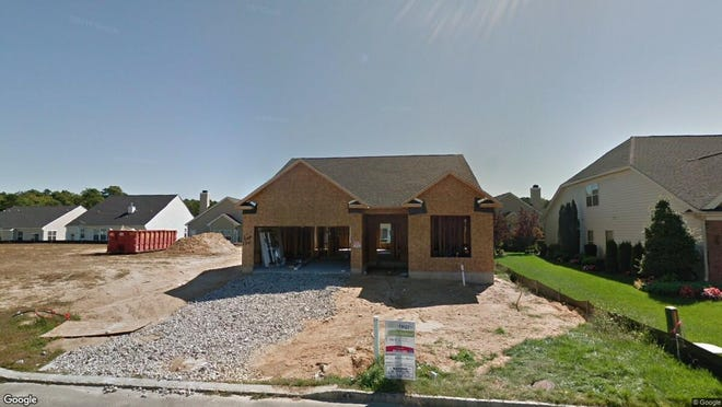 This Google Street View image shows the approximate location of 22 Pine Valley Road in Winslow. The property at this address changed hands in July 2019, when new owners bought the property for $259,900.
