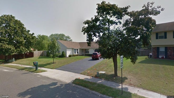 This Google Street View image shows the approximate location of 4 Ainsworth Lane in Winslow. The property at this address changed hands in August 2019, when new owner bought the property for $155,000.