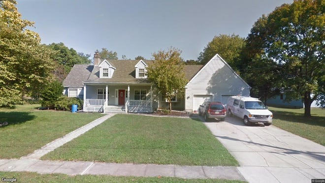 This Google Street View image shows the approximate location of 415 Cornell Road in Glassboro. The property at this address changed hands in September 2019, when new owners bought the property for $258,500.
