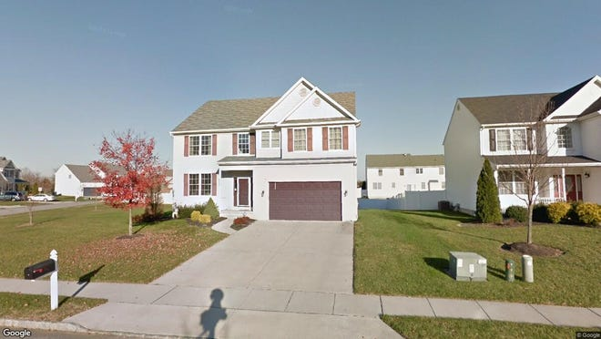 This Google Street View image shows the approximate location of 326 Patriot Drive in Logan. The property at this address changed hands in August 2019, when new owners bought the property for $375,000.