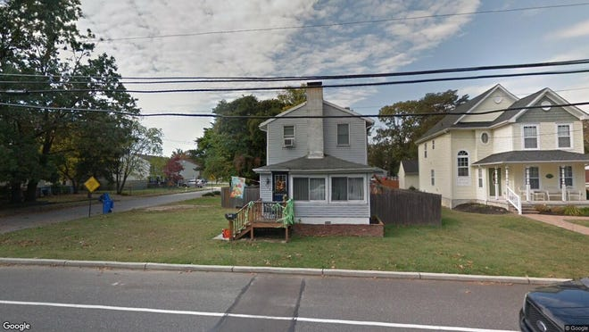 This Google Street View image shows the approximate location of 803 Red Bank Ave. in National Park. The property at this address changed hands in August 2019, when new owners bought the property for $146,000.