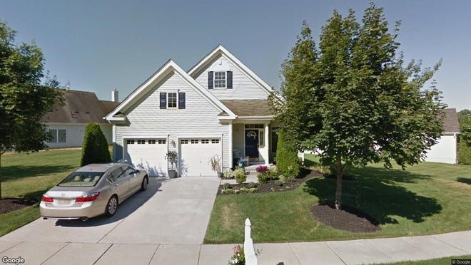 This Google Street View image shows the approximate location of 317 Lentz Road in West Deptford. The property at this address changed hands in July 2019, when new owners bought the property for $288,900.