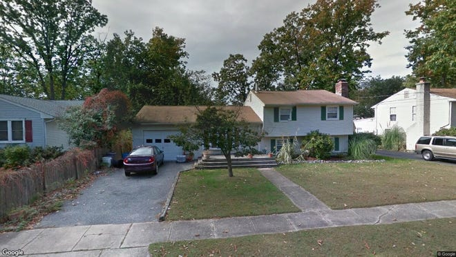 This Google Street View image shows the approximate location of 1562 Lafayette St. in West Deptford. The property at this address changed hands in August 2019, when new owner bought the property for $235,000.