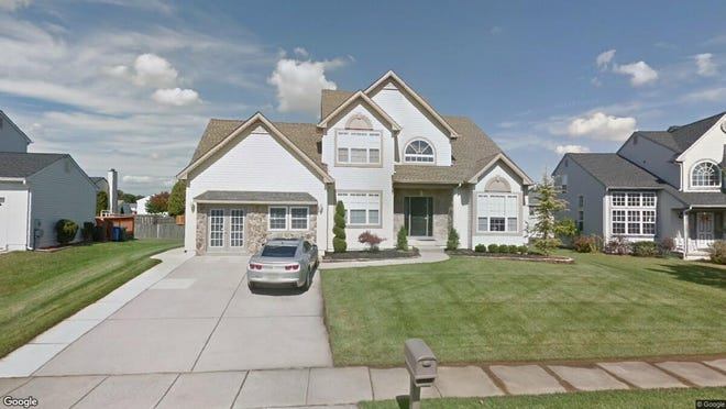 This Google Street View image shows the approximate location of 105 Orchard Lane in Glassboro. The property at this address changed hands in September 2019, when new owners bought the property for $275,000.