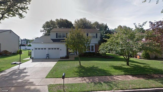 This Google Street View image shows the approximate location of 138 Shire Drive in Washington. The property at this address changed hands in September 2019, when new owners bought the property for $309,900.