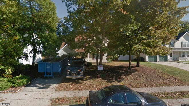 This Google Street View image shows the approximate location of 377 Bryn Mawr Drive in Monroe. The property at this address changed hands in September 2019, when new owners bought the property for $215,000.