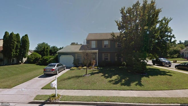 This Google Street View image shows the approximate location of 1102 Perth Road in Monroe. The property at this address changed hands in August 2019, when new owners bought the property for $235,000.