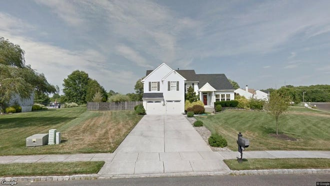 This Google Street View image shows the approximate location of 2 Cider Press Lane in Washington. The property at this address changed hands in September 2019, when new owner bought the property for $336,000.