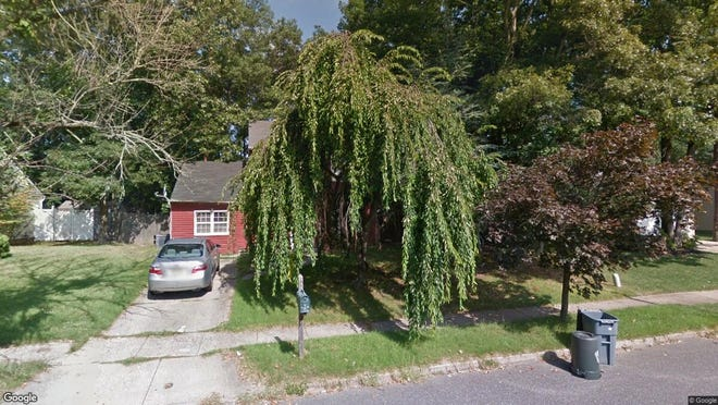 This Google Street View image shows the approximate location of 826 Richmond Drive in Washington. The property at this address changed hands in September 2019, when new owner bought the property for $210,000.