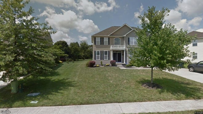 This Google Street View image shows the approximate location of 2027 Ridings Drive in Monroe. The property at this address changed hands in September 2019, when new owner bought the property for $330,000.