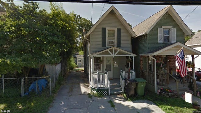 This Google Street View image shows the approximate location of 127 W. Holly Ave. in Pitman. The property at this address changed hands in July 2019, when new owner bought the property for $97,500.