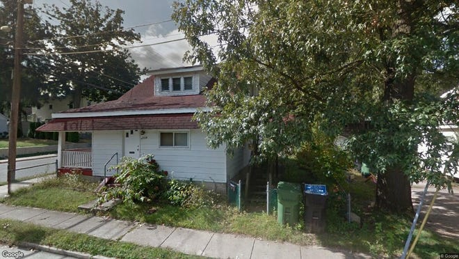 This Google Street View image shows the approximate location of 230 Embury Ave. in Pitman. The property at this address changed hands in July 2019, when new owner bought the property for $118,000.