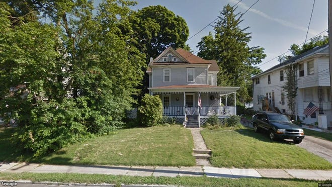 This Google Street View image shows the approximate location of 414 W. Holly Ave. in Pitman. The property at this address changed hands in June 2019, when new owners bought the property for $189,900.