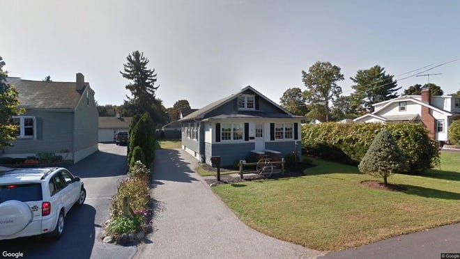 This Google Street View image shows the approximate location of 15 Cooper Road in Pequannock. The property at this address changed hands in July 2019, when new owners bought the property for $407,000.