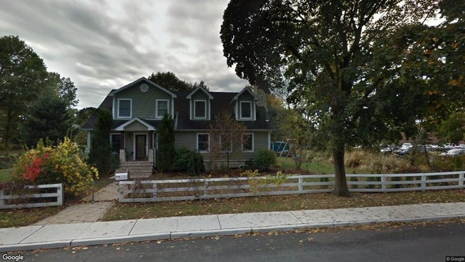 This Google Street View image shows the approximate location of 63 Sunset Road in Pequannock. The property at this address changed hands in August 2019, when new owners bought the property for $550,000.