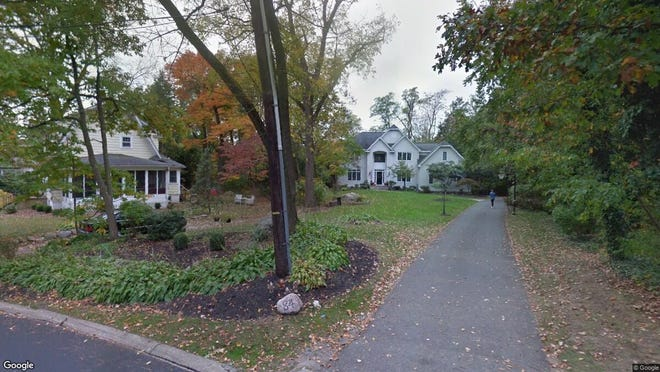 This Google Street View image shows the approximate location of 084 Pocono Road in Mountain Lakes. The property at this address changed hands in August 2019, when new owners bought the property for $780,000.