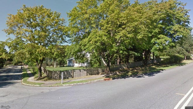 This Google Street View image shows the approximate location of 1 Ogden Road in Mendham Borough. The property at this address changed hands in August 2019, when new owners bought the property for $645,000.