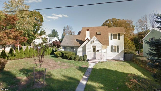 This Google Street View image shows the approximate location of 34 Ronald Road in Parsippany-Troy Hills. The property at this address changed hands in August 2019, when new owner bought the property for $380,000.