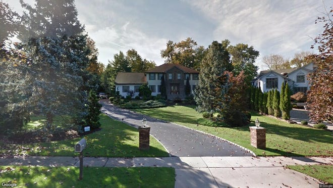 This Google Street View image shows the approximate location of 6 Country Brook Drive in Montville. The property at this address changed hands in October 2019, when new owners bought the property for $749,888.