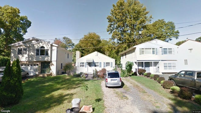 This Google Street View image shows the approximate location of 413 Allentown Road in Parsippany-Troy Hills. The property at this address changed hands in October 2019, when new owners bought the property for $236,000.