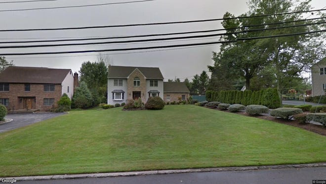 This Google Street View image shows the approximate location of 383 River Road in East Hanover. The property at this address changed hands in August 2019, when new owners bought the property for $650,000.