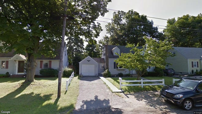 This Google Street View image shows the approximate location of 38 St. Mary's Place in Denville. The property at this address changed hands in September 2019, when new owners bought the property for $280,000.