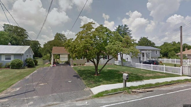 This Google Street View image shows the approximate location of 1704 N. Valley Ave. in Vineland. The property at this address changed hands in September 2019, when new owners bought the property for $143,000.