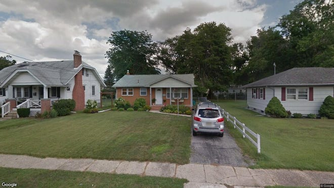 This Google Street View image shows the approximate location of 527 Mayfair St. in Vineland. The property at this address changed hands in September 2019, when new owner bought the property for $115,000.
