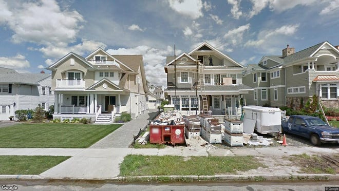 This Google Street View image shows the approximate location of 116 Pennsylvania Ave. in Spring Lake. The property at this address changed hands in July 2019, when new owners bought the property for $2,750,000.