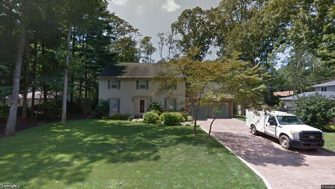This Google Street View image shows the approximate location of 1772 Garwood Lane in Vineland. The property at this address changed hands in October 2019, when new owners bought the property for $230,000.