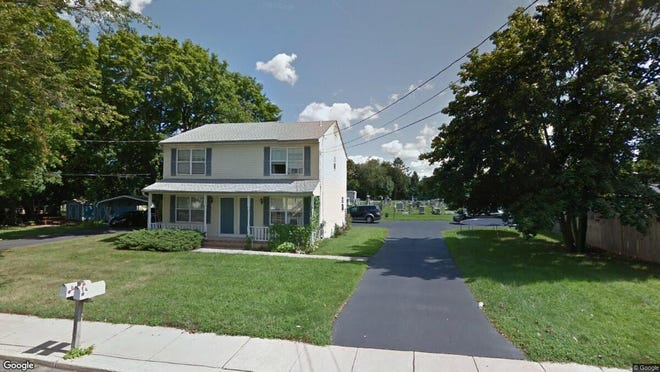 This Google Street View image shows the approximate location of 4-6 Mechanic St. in Allentown. The property at this address changed hands in October 2019, when new owner bought the property for $277,500.