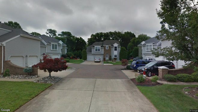 This Google Street View image shows the approximate location of 198 Kentucky Way in Freehold Township. The property at this address changed hands in September 2019, when new owners bought the property for $375,000.
