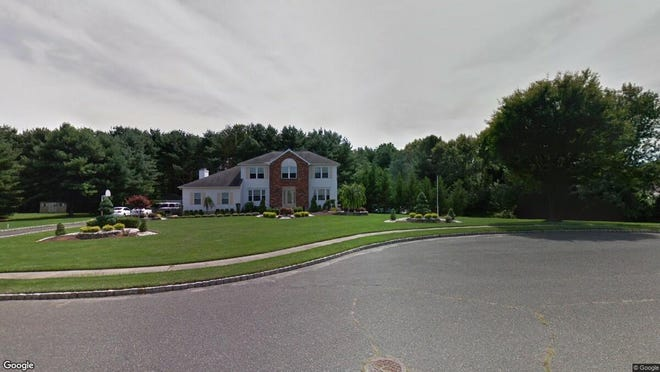 This Google Street View image shows the approximate location of 5 Seminole Court in Freehold Township. The property at this address changed hands in October 2019, when new owners bought the property for $600,000.