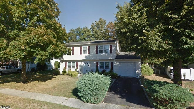 This Google Street View image shows the approximate location of 17 Pine Needle St. in Howell. The property at this address changed hands in October 2019, when new owners bought the property for $340,000.