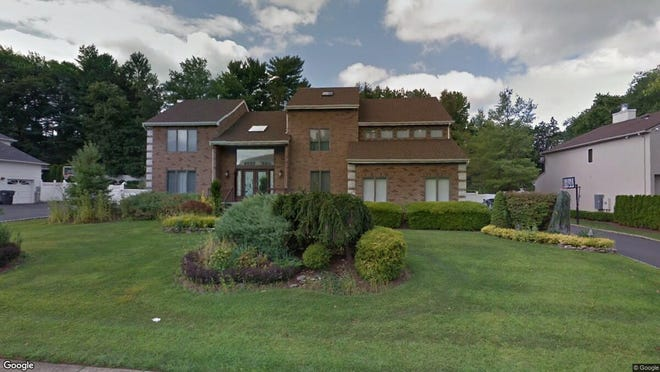This Google Street View image shows the approximate location of 228 Tracy Drive in Marlboro. The property at this address changed hands in September 2019, when new owners bought the property for $900,000.
