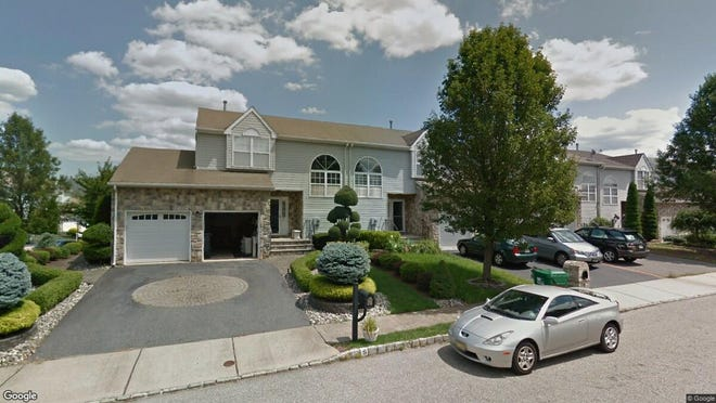 This Google Street View image shows the approximate location of 7 Skylark Court in Marlboro. The property at this address changed hands in October 2019, when new owners bought the property for $429,000.