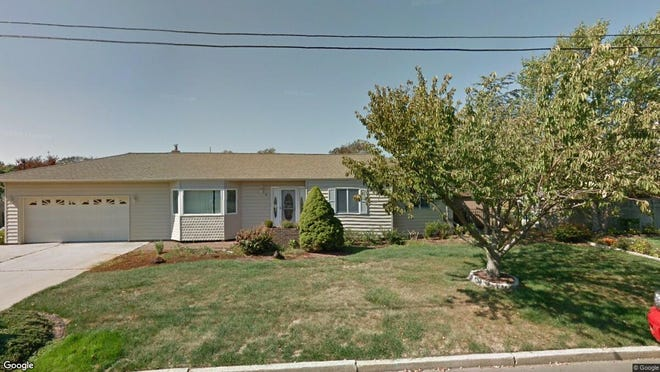 This Google Street View image shows the approximate location of 4 Gail Drive in Monmouth Beach. The property at this address changed hands in October 2019, when new owners bought the property for $1,050,000.
