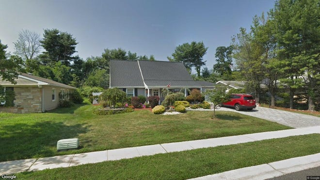 This Google Street View image shows the approximate location of 27 Canfield Lane in Aberdeen. The property at this address changed hands in September 2019, when new owners bought the property for $380,000.