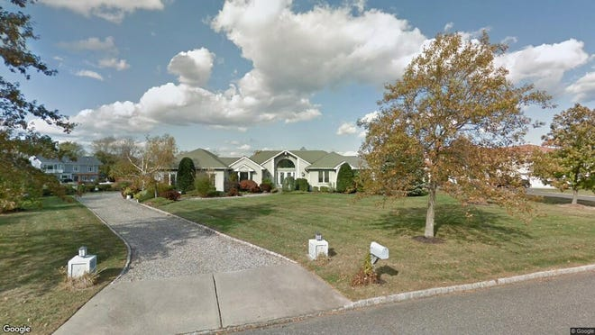 This Google Street View image shows the approximate location of 4 Blue Point Cove in Oceanport. The property at this address changed hands in September 2019, when new owner bought the property for $970,000.