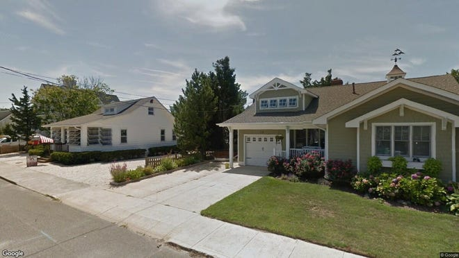 This Google Street View image shows the approximate location of 218 Ocean St. in Beach Haven. The property at this address changed hands in October 2019, when new owners bought the property for $1,201,000.