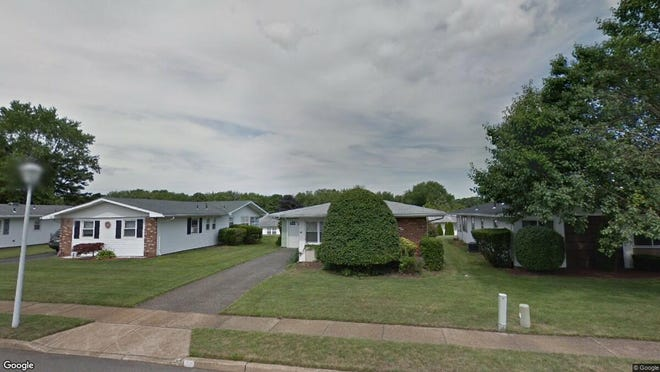 This Google Street View image shows the approximate location of 66 Clay Circle in Brick. The property at this address changed hands in August 2019, when new owner bought the property for $174,000.