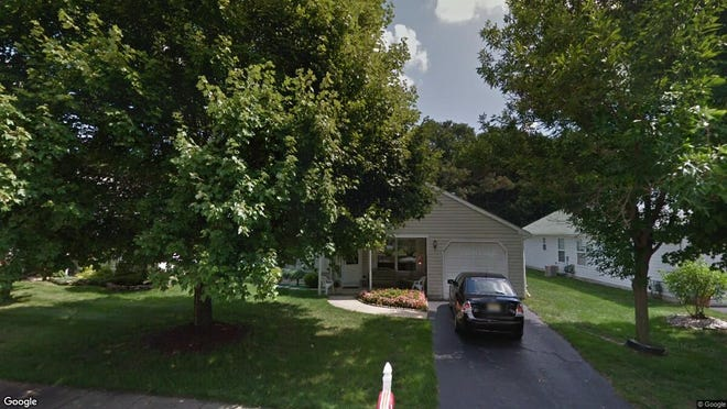 This Google Street View image shows the approximate location of 60 Sleepy Hollow Drive in Brick. The property at this address changed hands in October 2019, when new owner bought the property for $235,000.