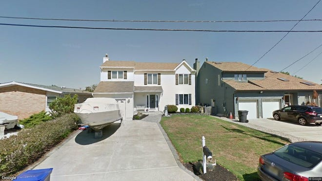This Google Street View image shows the approximate location of 6 Obispo Drive in Brick. The property at this address changed hands in September 2019, when new owners bought the property for $549,000.