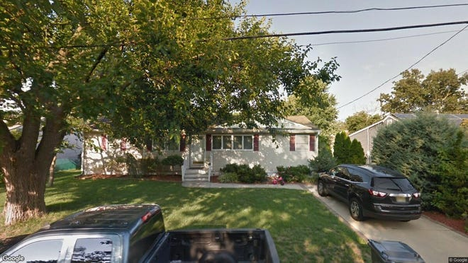 This Google Street View image shows the approximate location of 317 Essex Drive in Brick. The property at this address changed hands in September 2019, when new owner bought the property for $325,000.