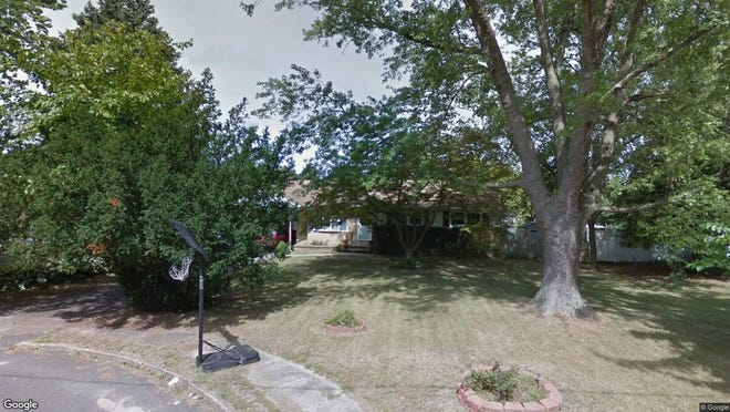 This Google Street View image shows the approximate location of 102 Lark Road in Toms River. The property at this address changed hands in September 2019, when new owner bought the property for $234,000.