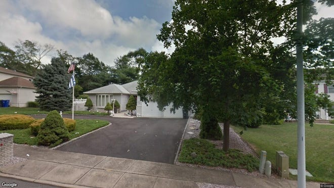 This Google Street View image shows the approximate location of 119 N. Curtis Place in Toms River. The property at this address changed hands in September 2019, when new owner bought the property for $327,500.